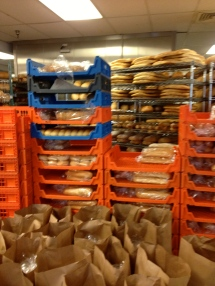 BREADWORKS! Thanks for donating buns for our contest!!!