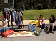 Highway Robbery Vintage set up and ready to style!