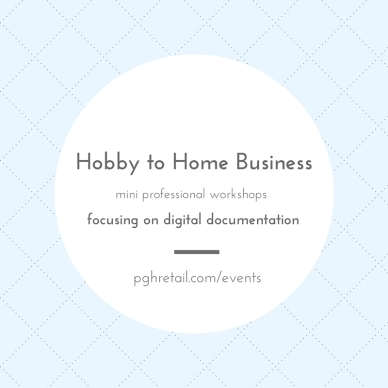 Hobby to Home Business