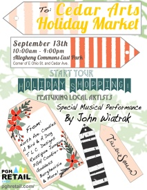 Cedar Arts Holiday Market